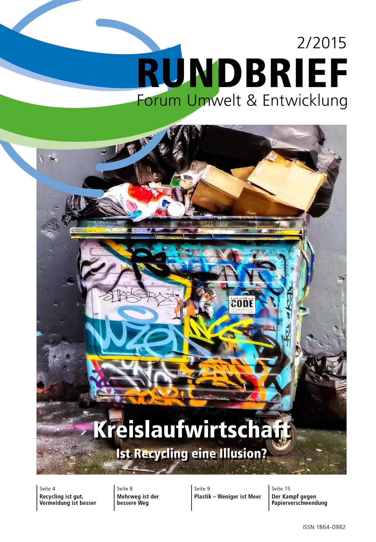 Titelbild Rundbrief 2_2015