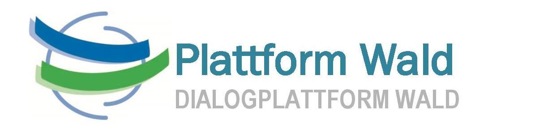 plattform Wald neustes Logo