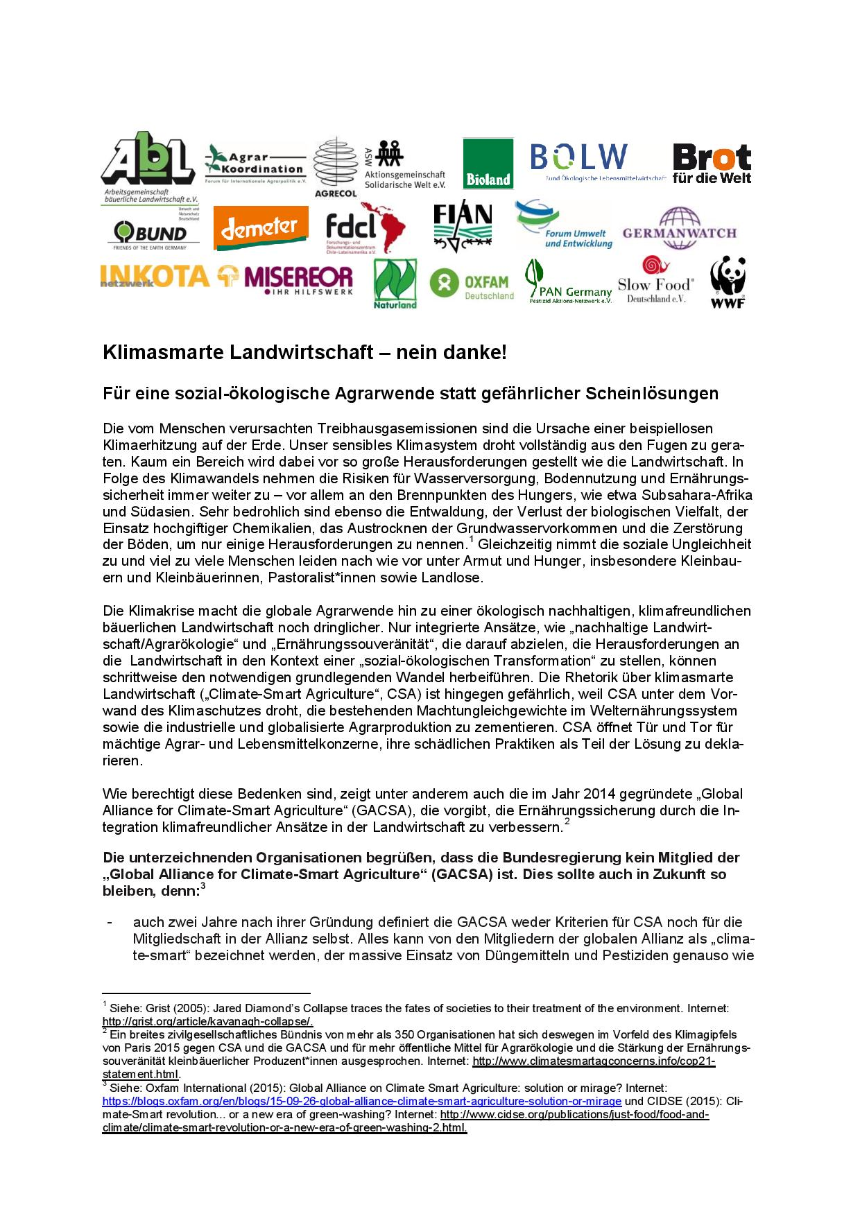 NGO_Positionspapier_Climate Smart Agriculture_070616_final-page-001-1