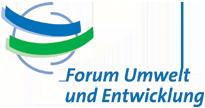 Forum Umwelt & Entwicklung
